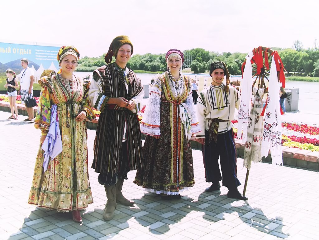 Ростовские казаки, Ростов-на-Дону