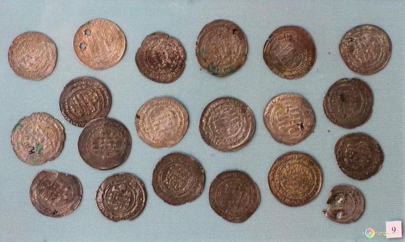 Старинные российские монеты