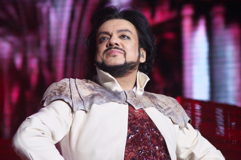 Король поп-музыки в России Филипп Киркоров