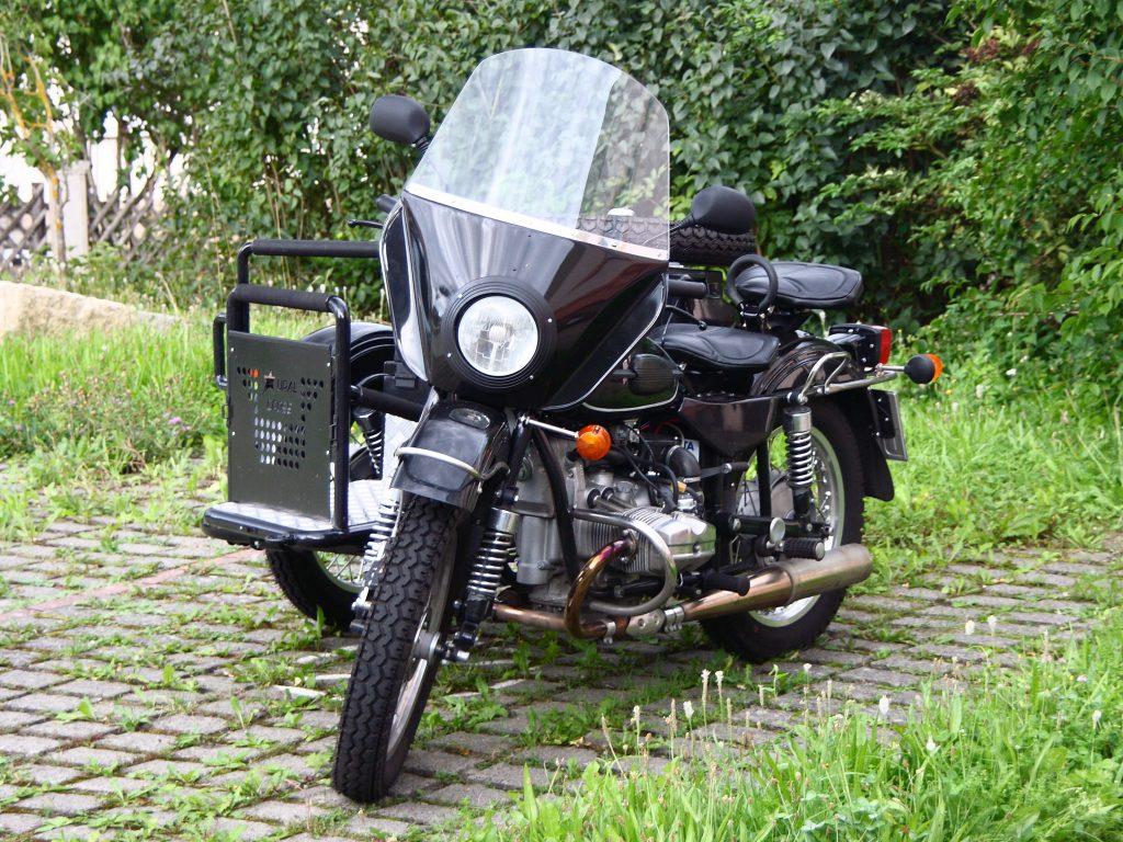 Мотоцикл Ural Tourist T