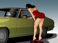 Проституция как она есть
