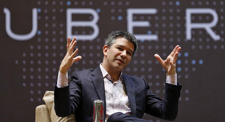 Глава Uber покинул Трампа под давлением клиентов