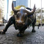 Бык на Уолл-стрит - символ растущего рынка