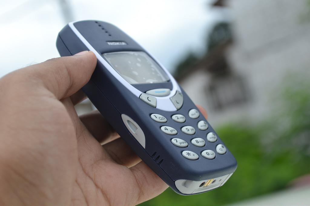 Классика мобильных телефонов - Nokia 3310
