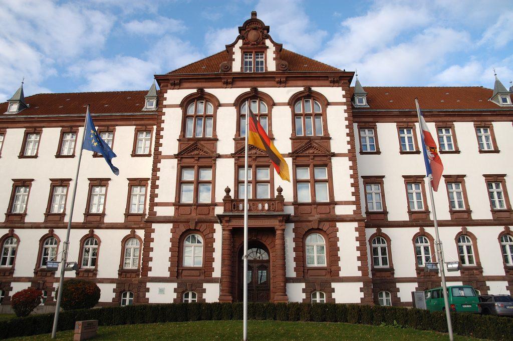 Министерство юстиции земли Шлезвиг-Гольштейн в Киле