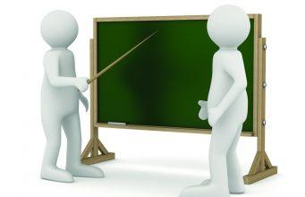 Процесс обучения, преподаватель