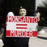 Протест против ГМО