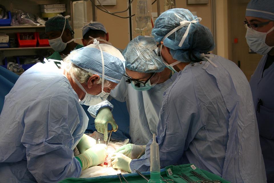 Операция по трансплантации органов