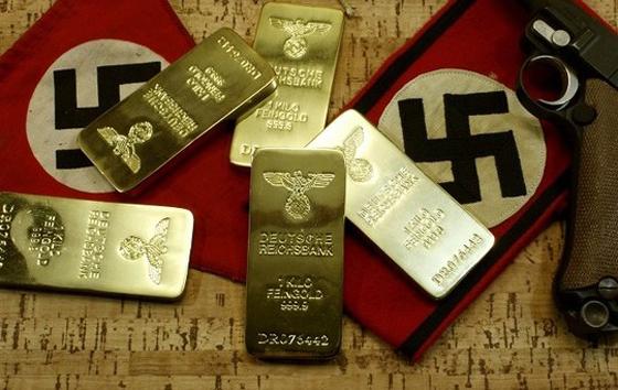 Золото нацистов