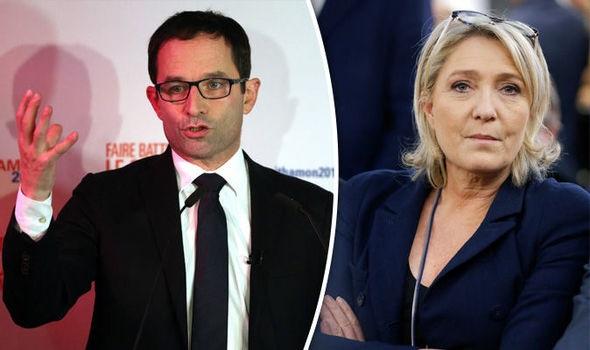 Кандидаты Франции