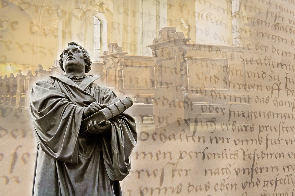 95 thesis and martin luther