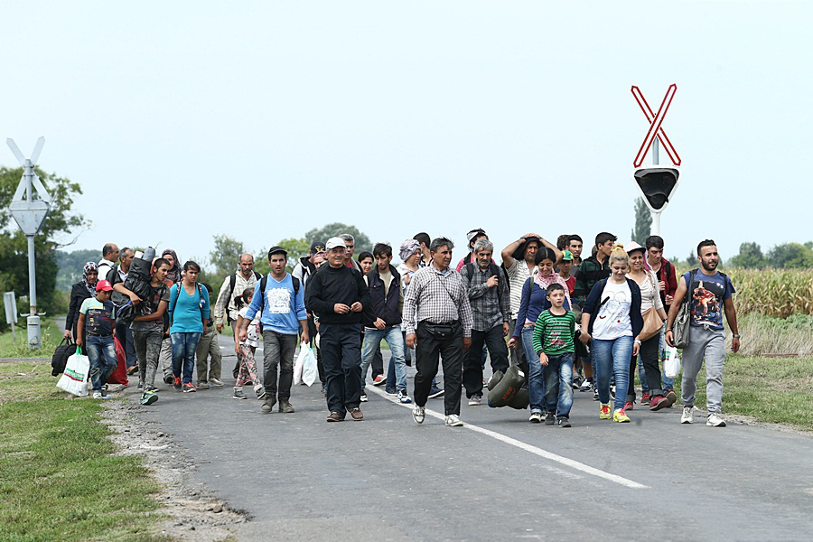Президент Турции пригрозил «выслать» миллионы сирийских беженцев в Европу