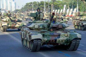 Азербайджанские Т-90