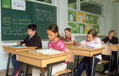 школьники Финляндии
