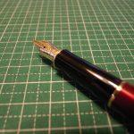 Перьевая ручка, паркер