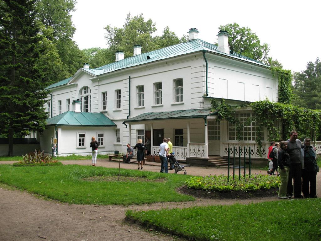 """Музей-заповедник """"Ясная поляна"""""""