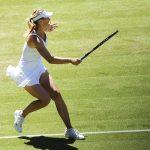 Российская теннисистка Мария Шарапова, Wimbledon, 2009