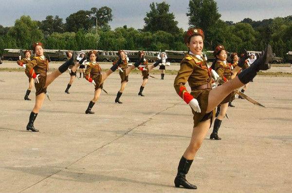 Северная Корея, проституция, принуждение