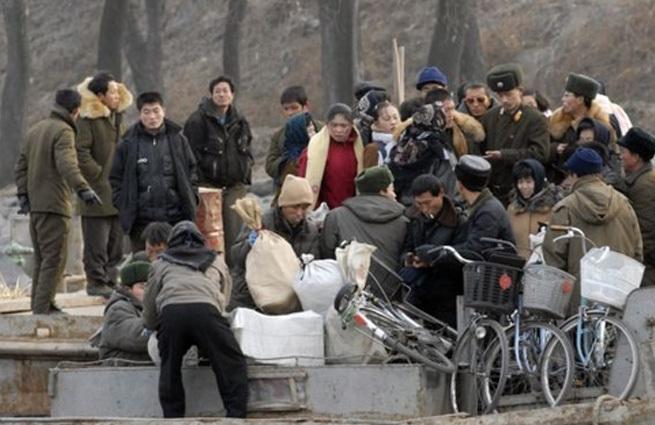 перебежчики в Южную Корею