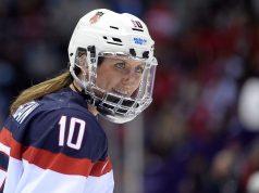 хоккей женщины США