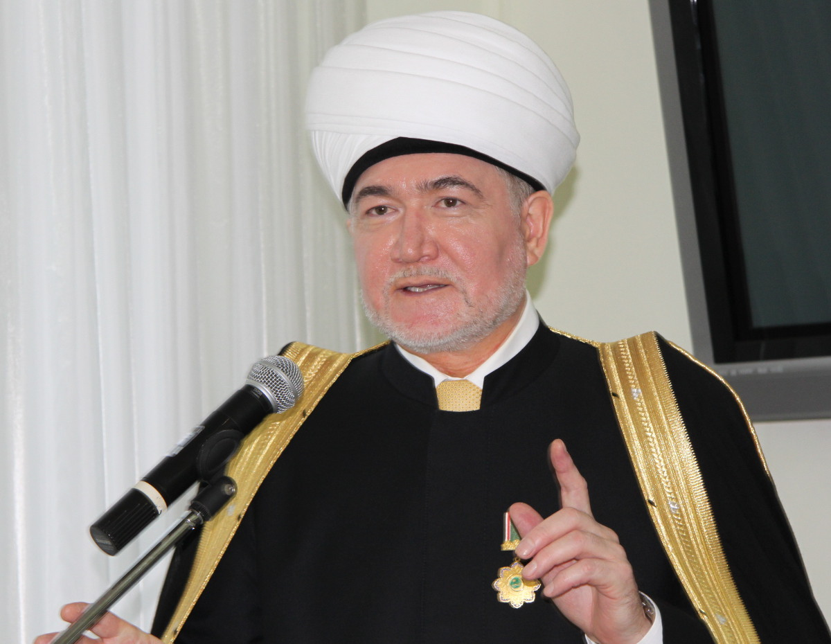 Шейх Равиль Гайнутдин
