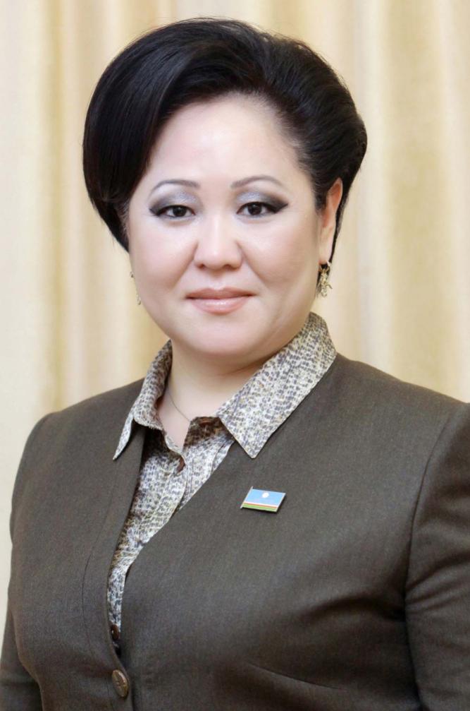 Сардана Гурьева