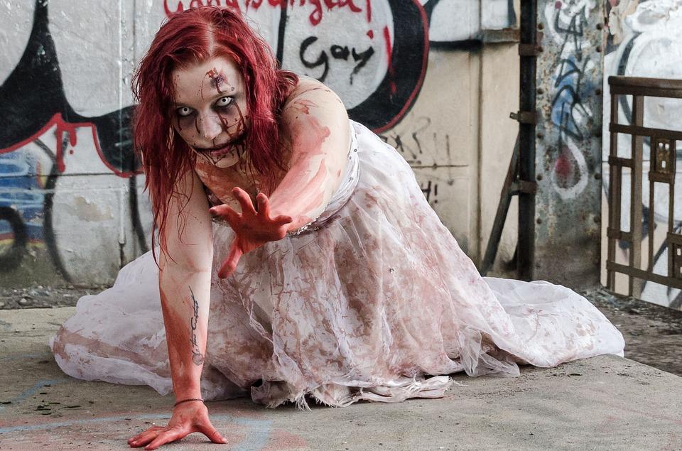 Реклама сериала о зомби-апокалипсисе запрещена в Екатеринбурге