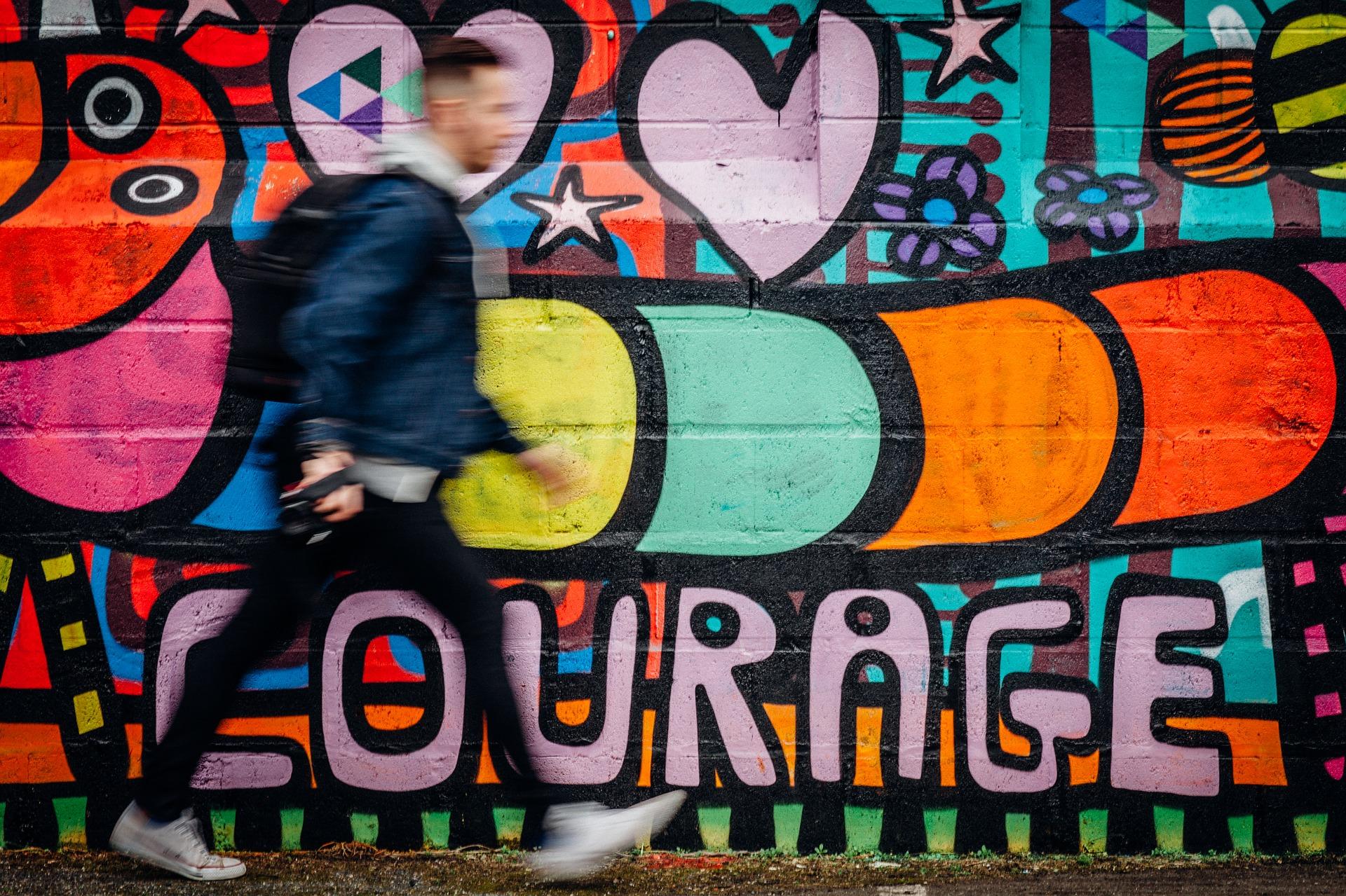В Берлине сносят дом, который три месяца расписывали уличные художники