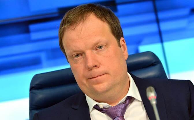 На пленарном заседании Владислава Гриба назначили новым Председателем Комиссии Общественной палаты РФ