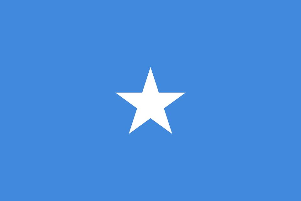Национальный флаг Сомали