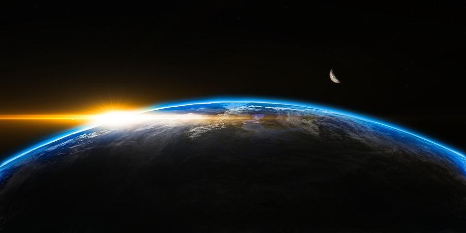 Катаклизмы вызваны удалением Земли от Солнца