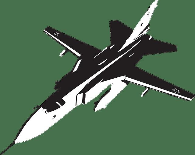 Бомбардировщик Су-24