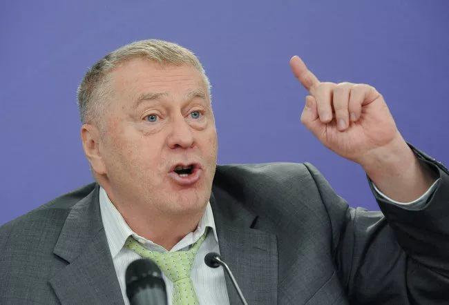 Жириновский представил своего вероятного преемника— внебрачного сына Олега