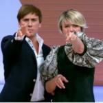Максим Галкин и Юлия Меньшова http://znamenitka.ru