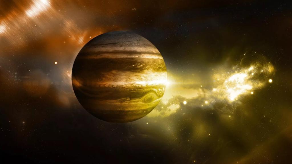 Американские ученые проинформировали, что кЮпитеру приближается огромный астероид