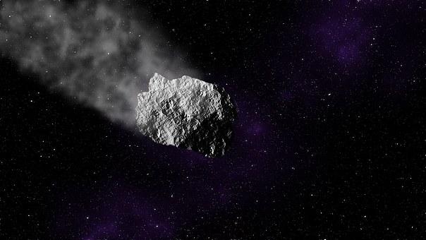 Ученые обнаружили неповторимый  двойной астероид