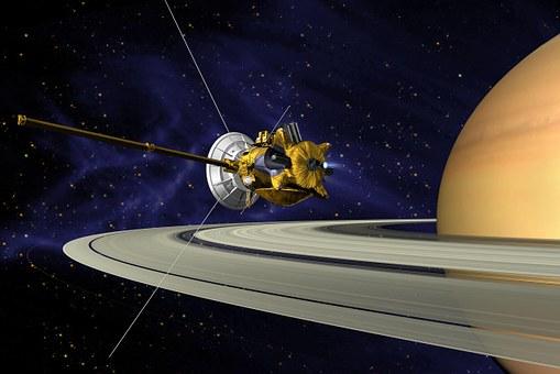 NASA готовит замену зонду Cassini, который растворился ватмосфере Сатурна