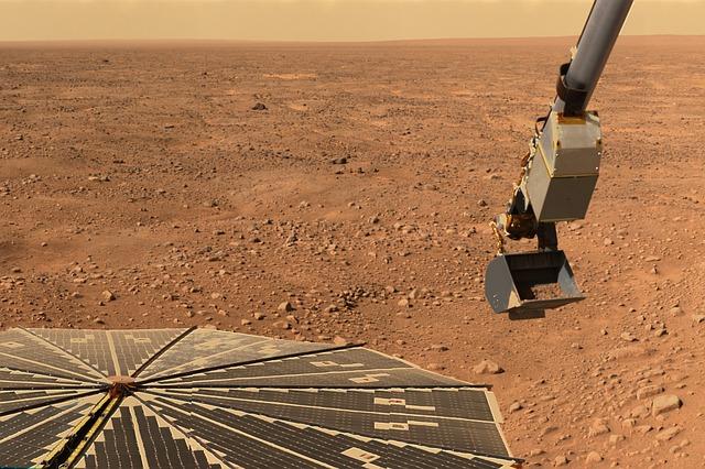 Новый марсоход несомненно поможет искать инопланетную жизнь пованадию