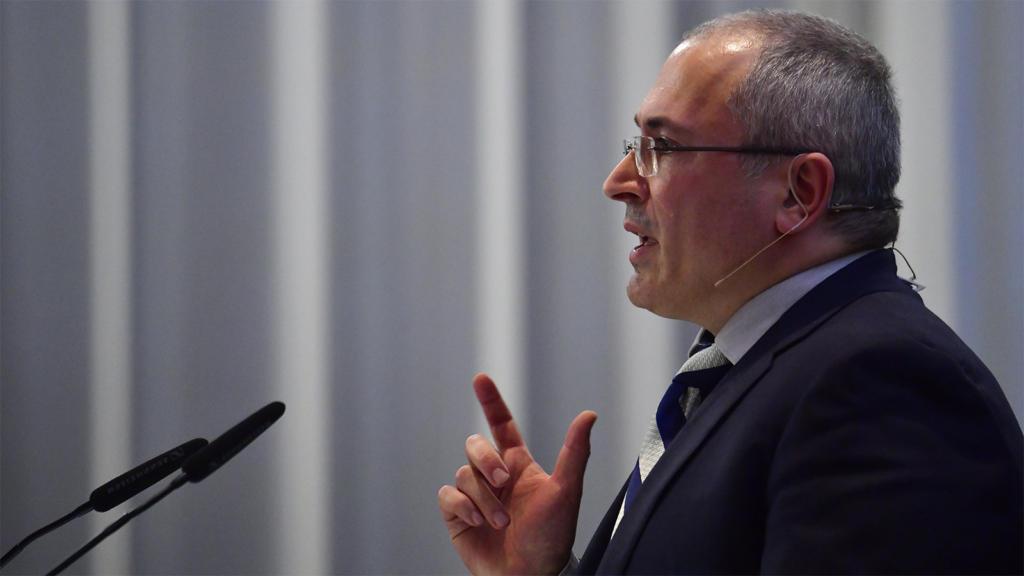 Ходорковский высказался о финансовом снабжении кампании Собчак