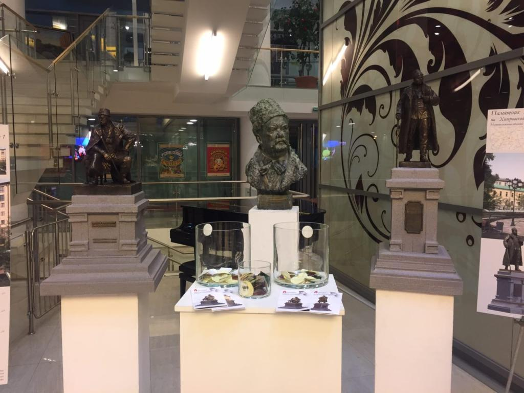 На Хитровке установят памятник Владимиру Гиляровскому