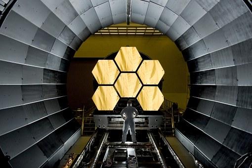 Отливку 5-ого зеркала телескопа «Большой Магеллан» начали вСША