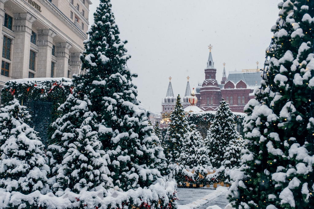 В выходные синоптики прогнозируют в Москве сильнейший за зиму снегопад