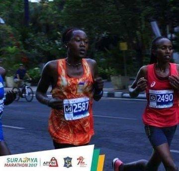 Кенийская бегунья, пойманная на допинге, оказалась мужчиной