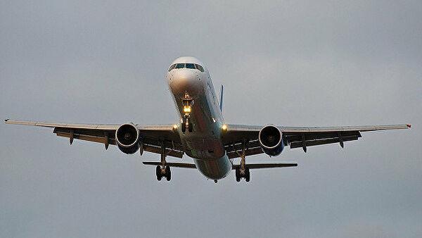 В Португалии жестко сел Boeing 757-200