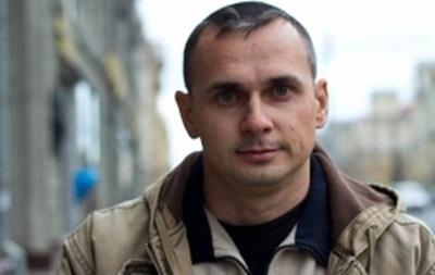 Украинский режиссер Сенцов, отсидевший 5 лет, сжег тюремную робу