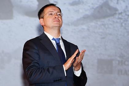 Министр Мединский похвалил эротический триллер «Текст»